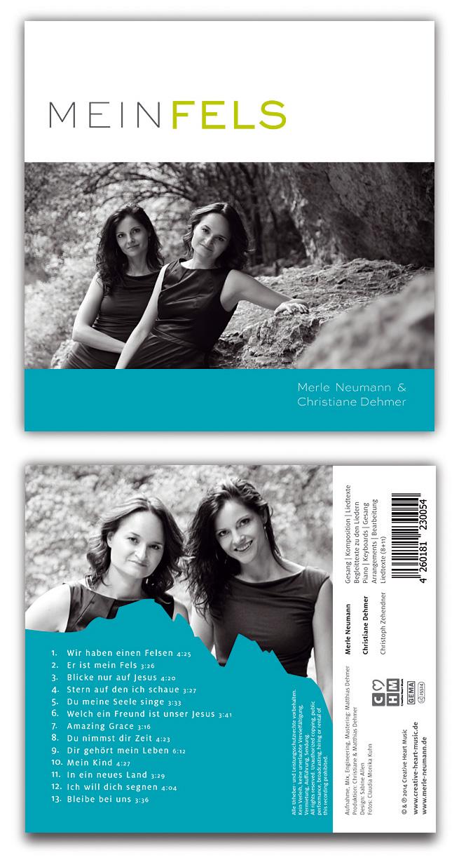 CD MEIN FELS Merle Neumann und Christiane Dehmer