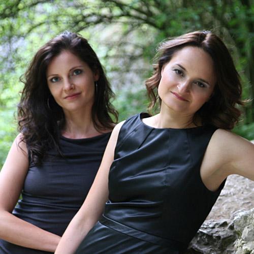 Merle Neumann und Christiane Dehmer fotografiert von Claudia Monika Kuhn
