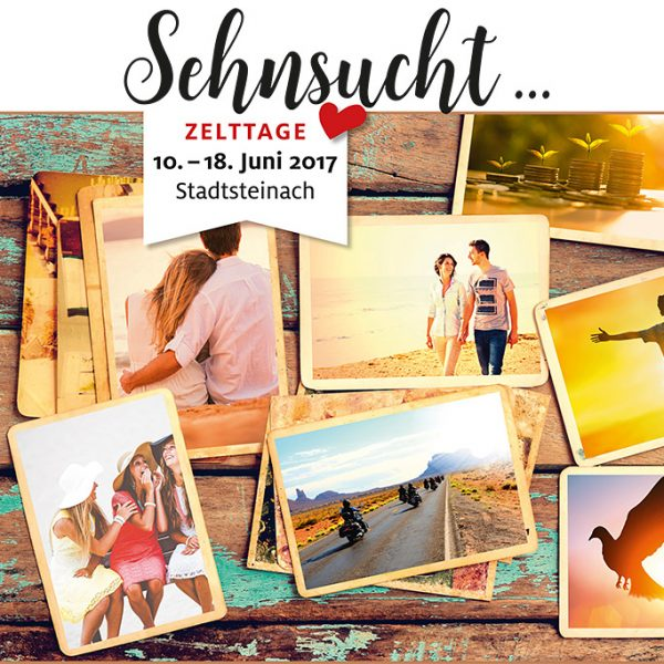 Zelttage in Stadtsteinach - Gestaltung Merle Neumann