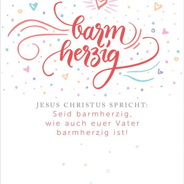 Merle Neumann - Jahreslosung 2021 - Lettering